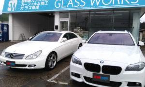 ウルトラビジョン-Benz & BMW
